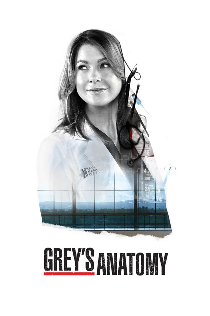 Affiche de Grey's Anatomy