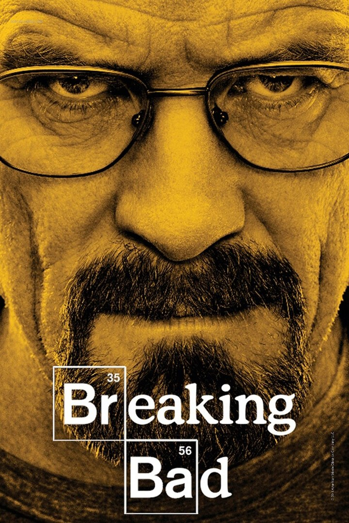 Affiche de Breaking Bad