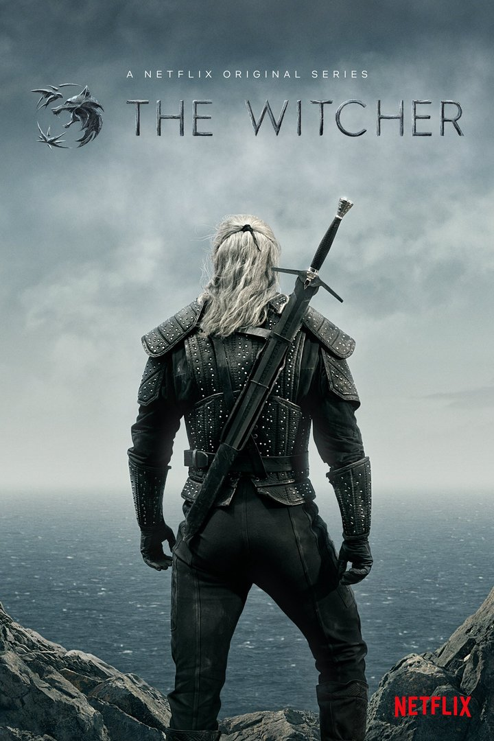 Affiche de the witcher
